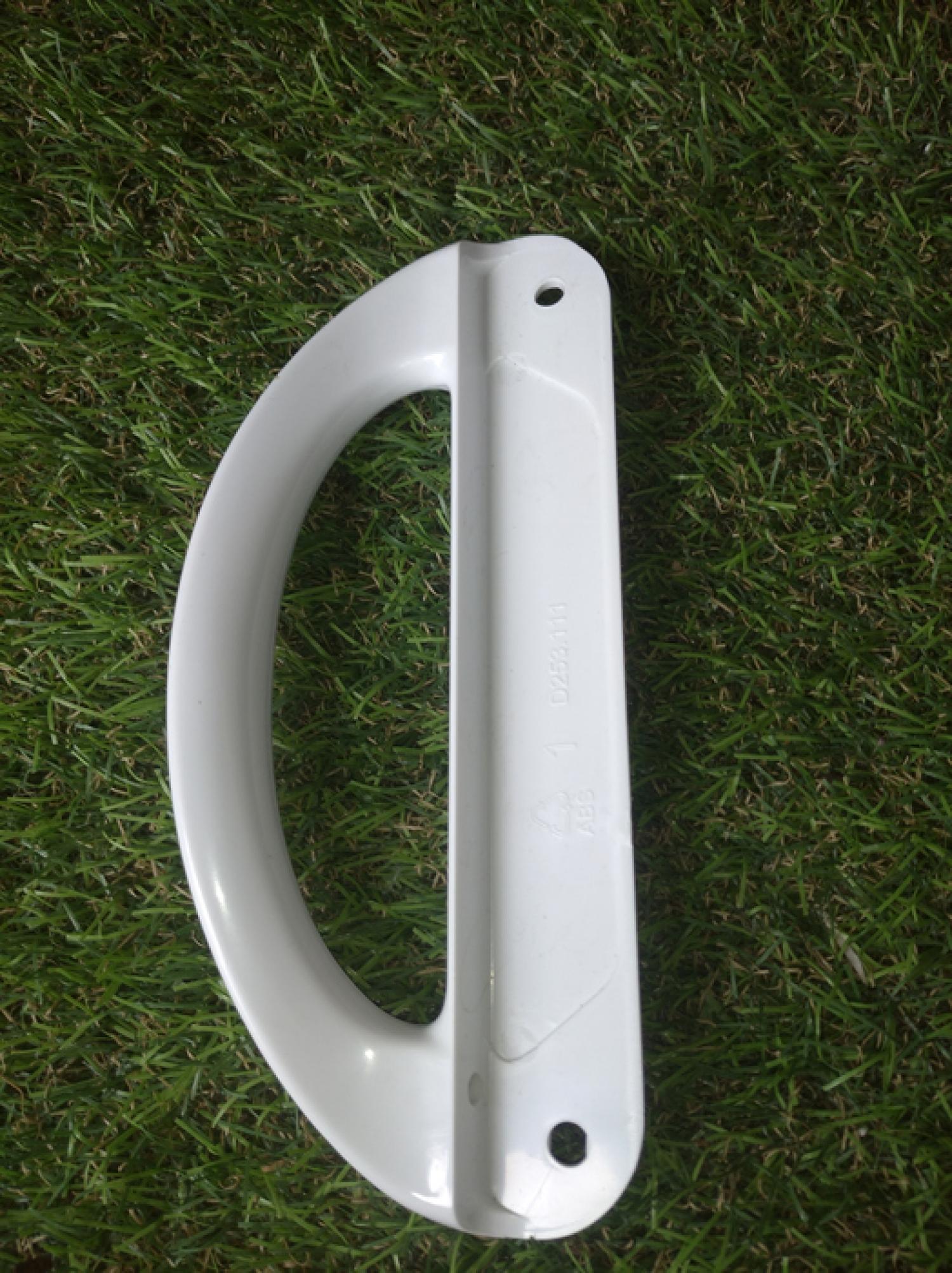 Ручка Snaige для холодильника RF310, RF315, RF360 размер 18,2см. D253.111