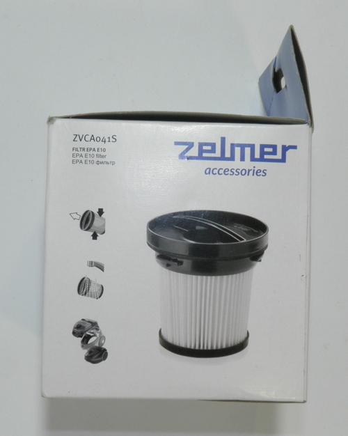 Фильтр для пылесоса Zelmer Galaxy, Solaris Twix 5500, Clarris Twix 2750 hepa 6012010105