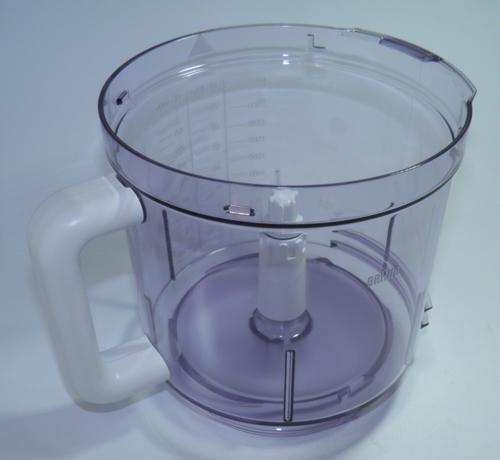 Чаша для кухонного комбайна Braun CombiMax