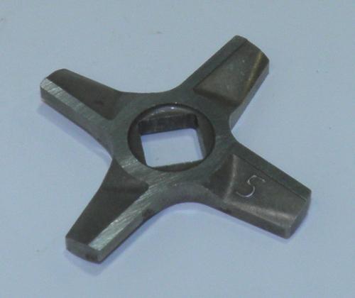 Двухсторонний нож на электромясорубку Zelmer №5 86.1009 (631384)