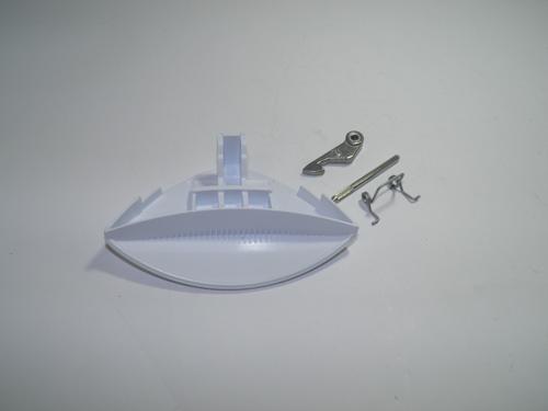 Ручка люка (двери) стиральная машина  Indesit C00075323