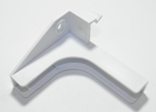 пластиковій держатель - запчасть для холодильника Snaige