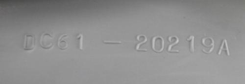 Тен оттайки холодильника Samsung RS 21 на 110Вт. DA81-01691A