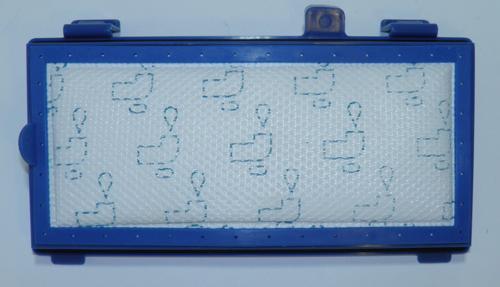 Hepa фильтр пылесоса Rowenta X-Trem Power Cyclonic RO6239 ZR902301