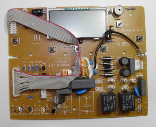 Модуль управления хлебопечки Kenwood KW715135