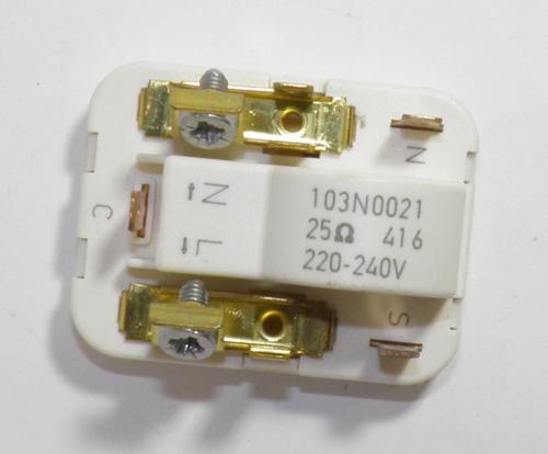 Пусковое реле компресора холодильника Danfoss 103N0021