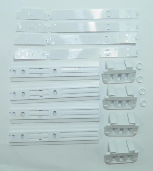 Крепеж фасада для двери встроенного холодильника Whirpool 481231019131