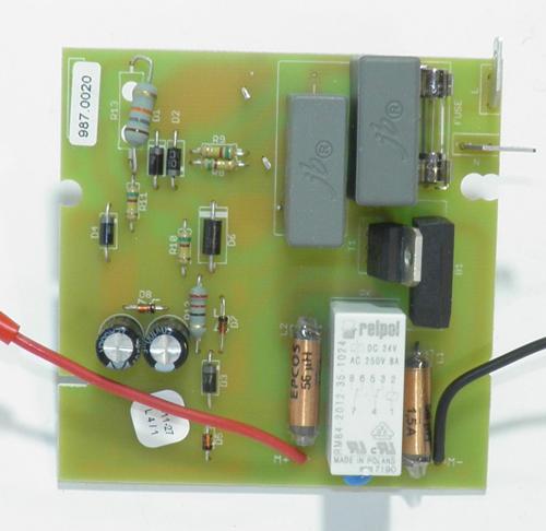 Плата модуль управления для мясорубок Zelmer 986.0020, 987.0020
