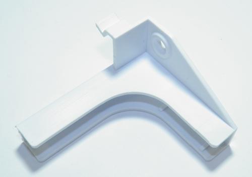 пластиковій фиксатор откидной панели морозилки