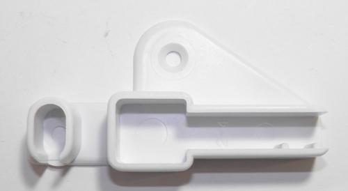 Крепеж панельки верхнего отделения в морозильной камере Снайге