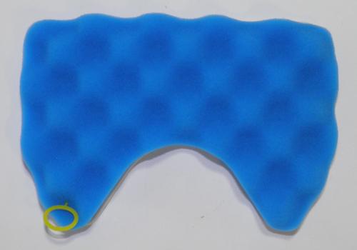 Моющийся поролоновый фильтр под колбу для пылесоса Samsung италия