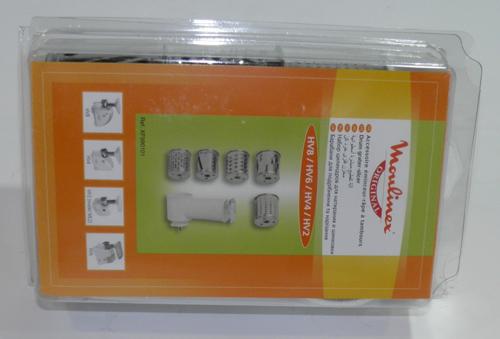 Насадка овощерезки, шинковки для мясорубки Moulinex HV2, HV4, HV6, HV8 XF990101