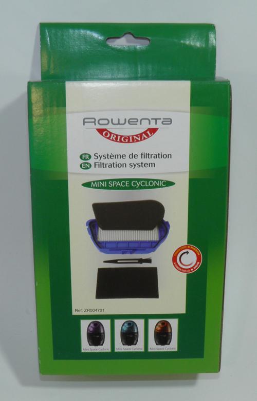 Набор фильтров для пылесоса Rowenta ZR004701